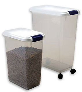 Pet Food Storage Bins