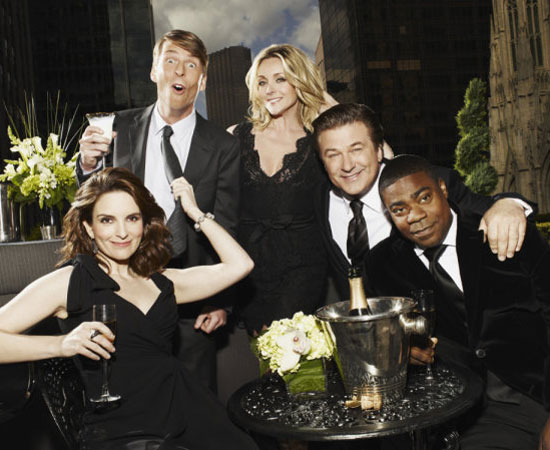 30 Rock's Live Episode