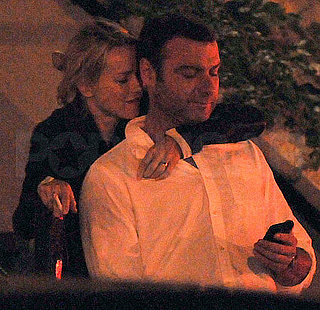 Pictures of Naomi Watts and Liev Schreiber Celebrating Her Birthday in NYC