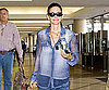Slide Picture of Courteney Cox Leaving LAX With Coconut Water