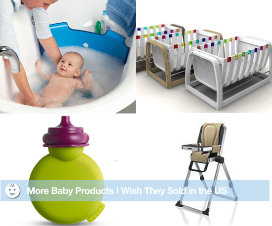 Baby Products That Aren&#039;t Available in America