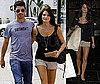 Pictures of Ashley Greene and Joe Jonas on Shopping Date In LA