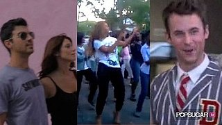 Video of Ashley Greene and Joe Jonas in LA, Beyonce Dancing at a Block Party, and Brad Goreski Leaving Rachel Zoe 2010-09-29 13:47:18