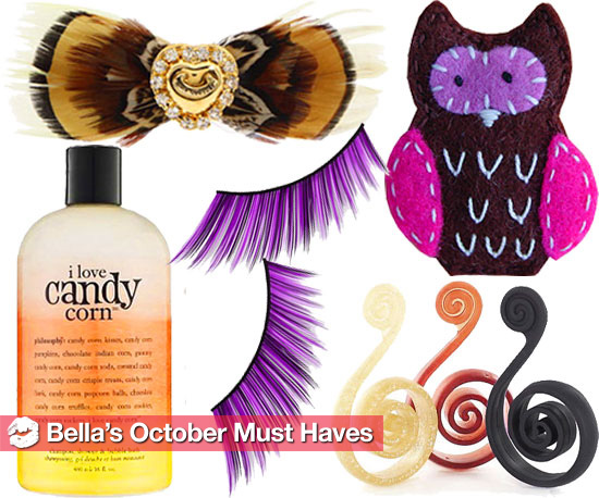 Bella's October Must Haves