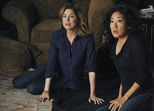 "Grey's Anatomy Recap ""Shock to the System"""