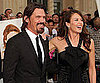 Slide Picture of Diane Lane and Josh Brolin at Secretariat Premiere