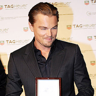Pictures of Leonardo DiCaprio Attending a Party in Paris in Honor of Tag Heuer's 150th Anniversary