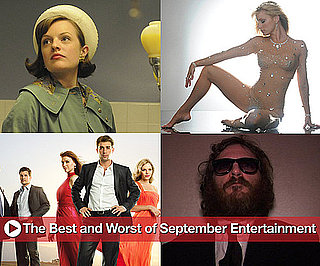 Best and Worst of September Entertainment With Mad Men, True Blood, Buried