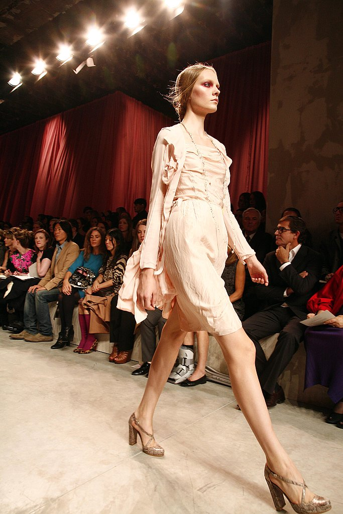 2011 Spring Paris Fashion Week: Nina Ricci