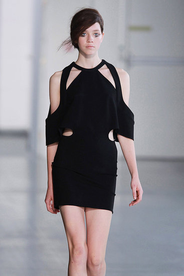 Spring 2011 Paris Fashion Week: Felipe Oliviera Baptista