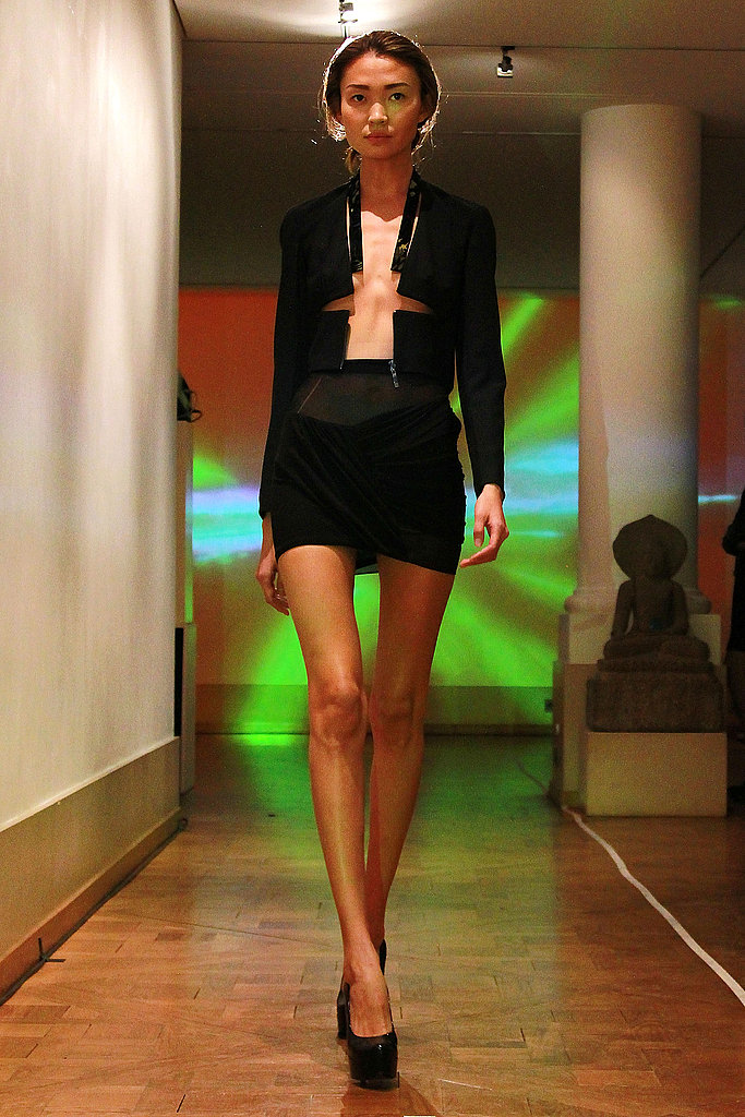 2011 Spring Paris Fashion Week: Anthony Vaccarello