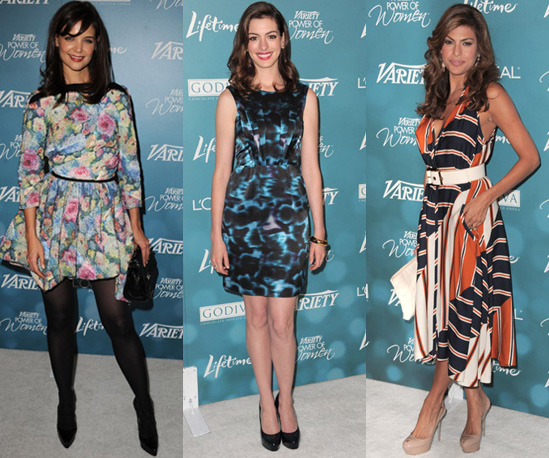 Best Dressed Ladies at Variety's Power Of Women Luncheon