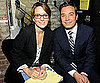 Slide Picture of Tina Fey and Jimmy Fallon in NYC 2010-10-04 04:30:00