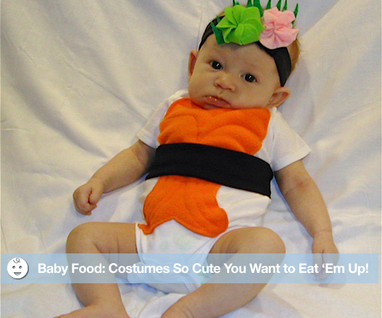 Baby Food: Costumes So Cute You Want to Eat 'Em Up!