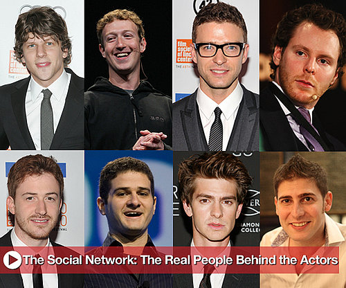 The Social Network: Real People the Characters Are Based On