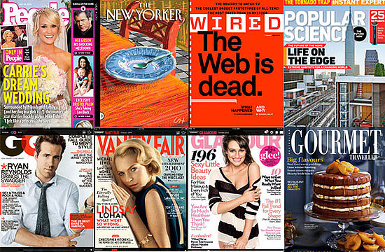 Are iPad Magazine Editions Worth Their Price?