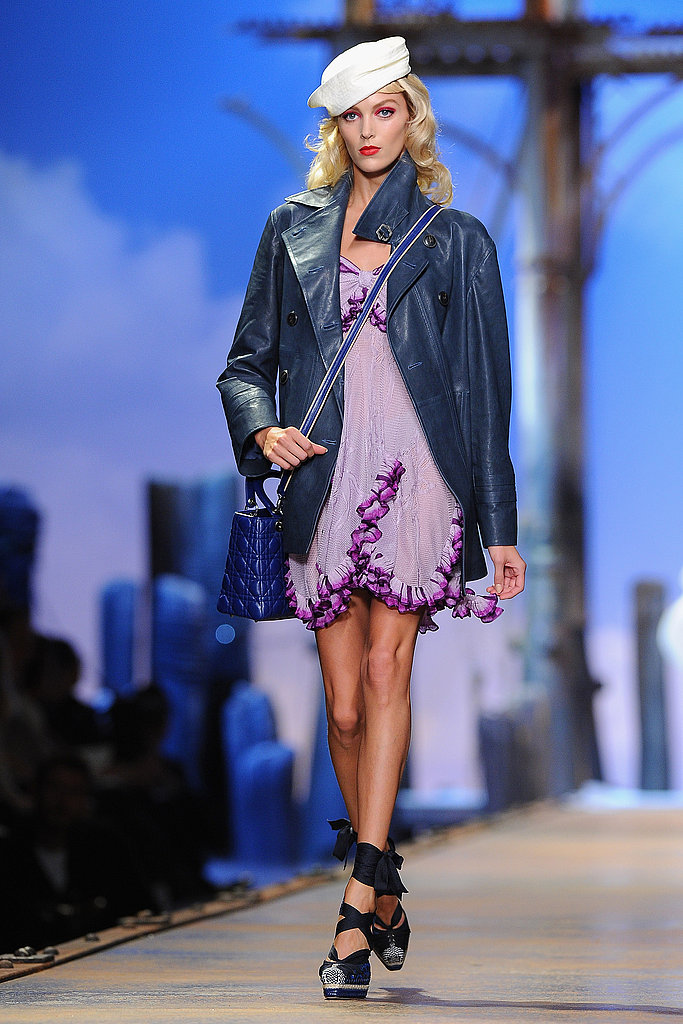 Spring 2011 Paris Fashion Week: Christian Dior