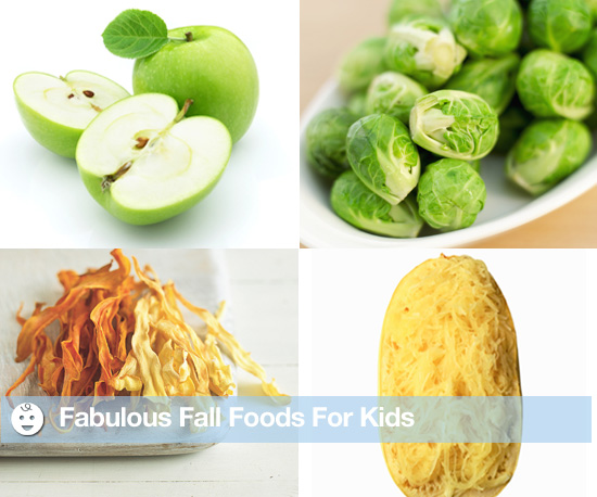 Fabulous Fall Foods For Kids