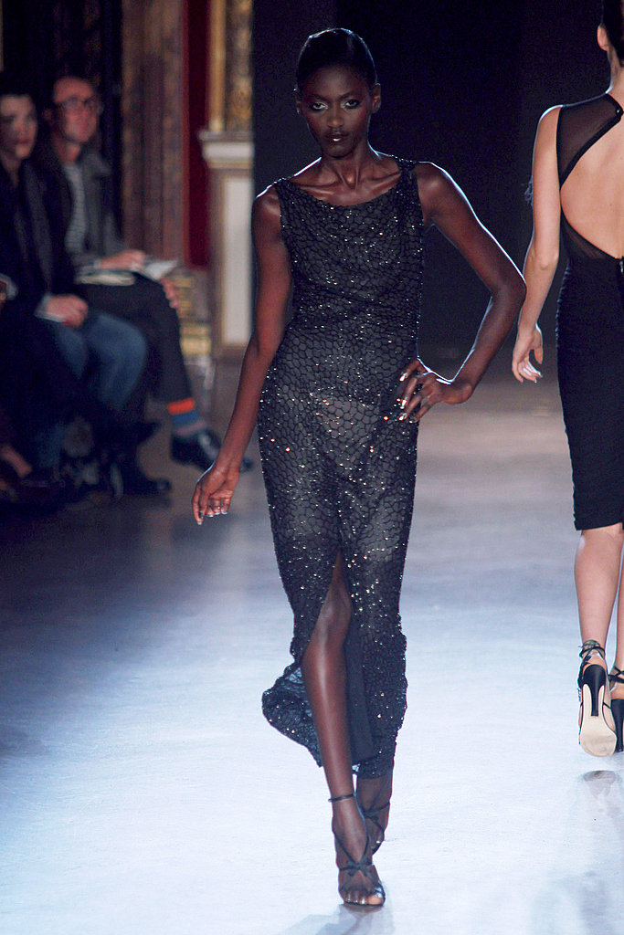 2011 Spring Paris Fashion Week: Zac Posen