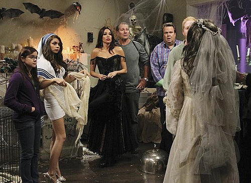 Photos of Modern Family Halloween Episode