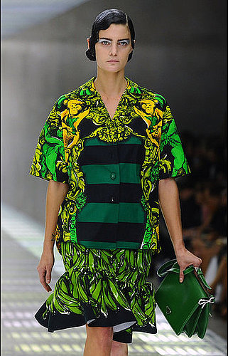 Wild Print Trends at The 2011 Spring/Summer Fashion Weeks