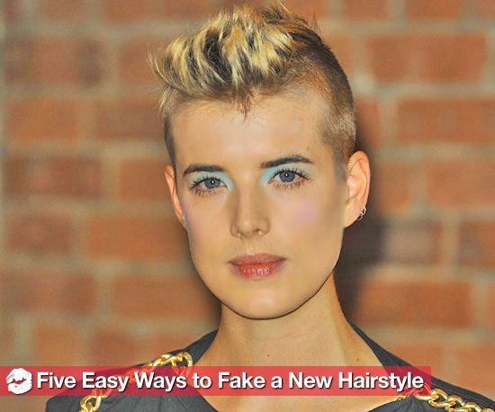 5 Easy Ways to Fake a New Hairstyle