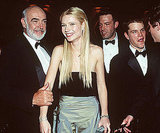 Gwyneth Paltrow joined then boyfriend Ben Affleck and her Talented Mr. Ripley costar Matt Damon at the Golden Globes in January 1999.