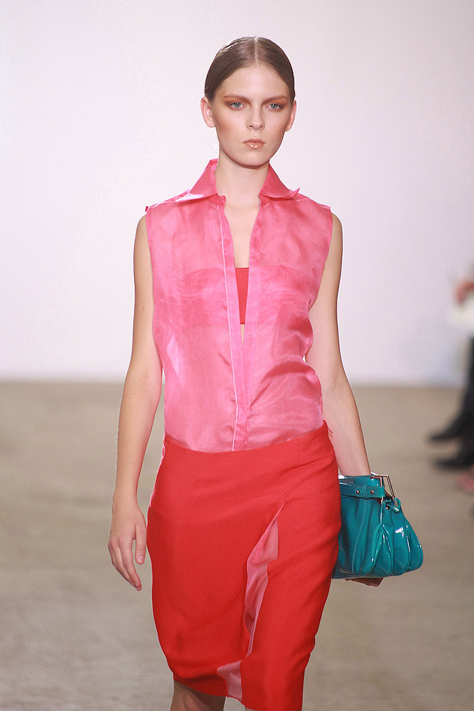 2011 Spring Paris Fashion Week: Costume National