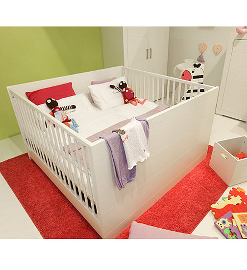 Mini Meise Twin Crib