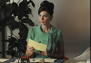 Don's Secretary Megan on Mad Men