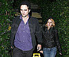 Slide Picture of Robert Pattinson and Kristen Stewart on a Date in LA