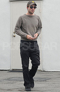Pictures of Robert Pattinson in LA