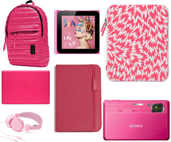 Think Pink! Grab a Pink Gadget For Breast Cancer Awareness