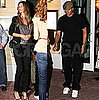 Pictures of Tom Brady and Gisele Bundchen Out to Dinner in Miami
