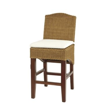 Get the look with the Simone Wicker Counter Stool ($189).