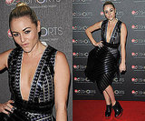 Photos of Jaime Winstone at Virgin Media Shorts in Film Reel Dress