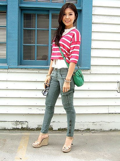 Beach Stripes-goodbadnfab.blogspot.com