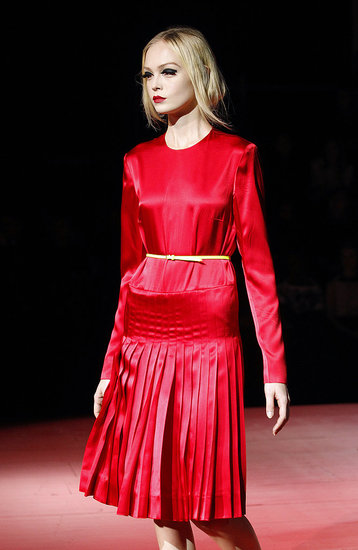 "As Miu Miu Continues to Grow Into Its Own, Miuccia Explores ""Fame"" with Spring 2011 Collection"