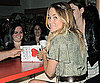 Slide Picture of Lauren Conrad at Book Signing in New Jersey