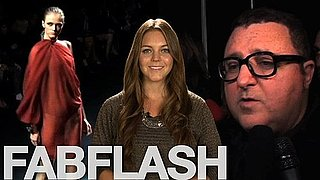 Lanvin Paris Fashion Week Spring 2011: Alber Elbaz Interview