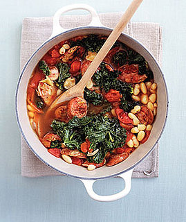 Easy Recipe For White Bean and Sausage Stew