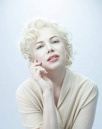 Michelle Williams as Marilyn Monroe in My Week With Marilyn