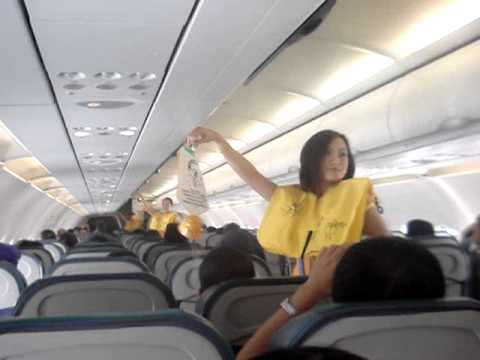Cebu Air Stewardess Music Video