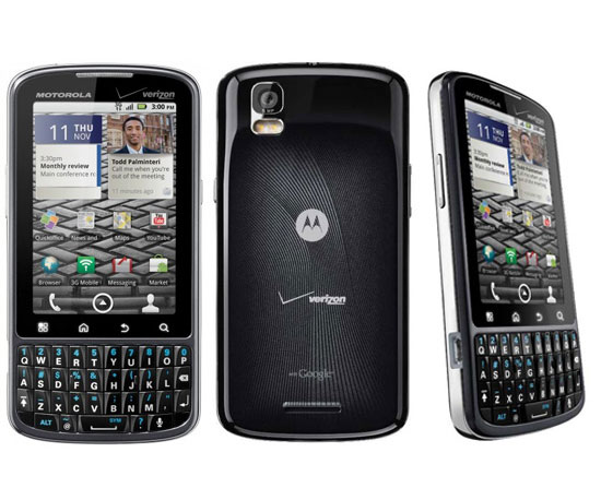 Meet the Motorola Droid Pro