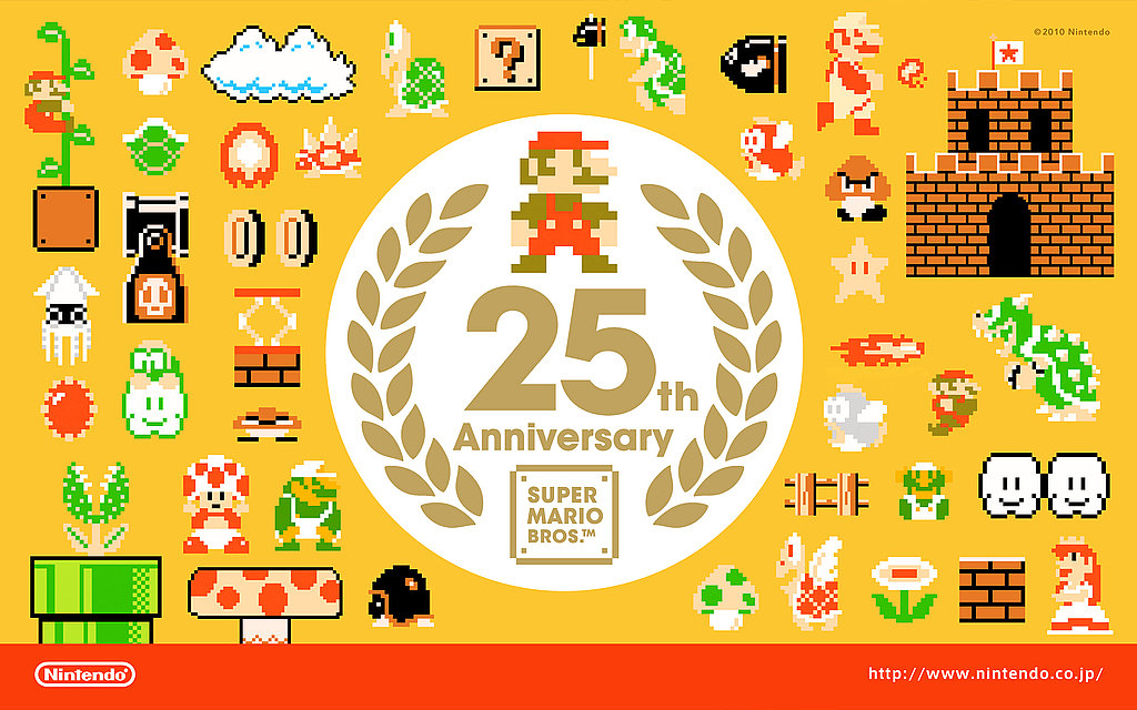 Photos of Super Mario Bros. Wallpapers