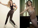 To celebrate 15 years in modeling, Gisele makes two hot appearances in Vogue Brasil.