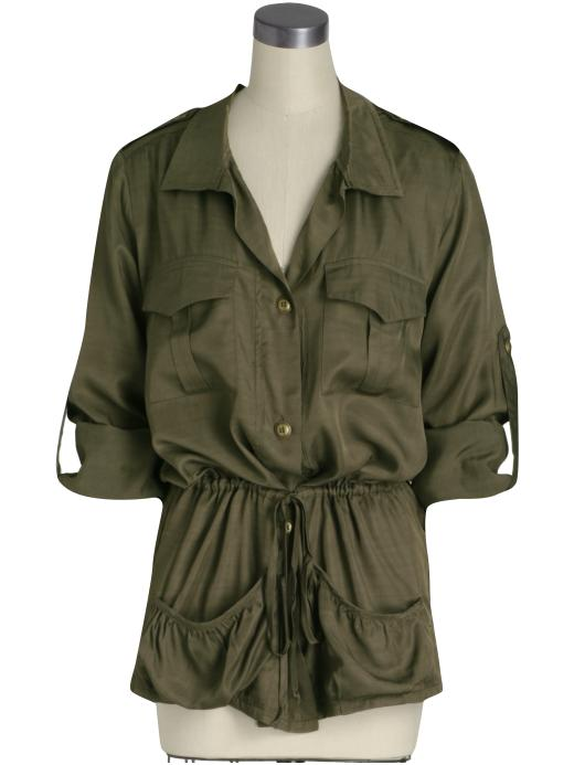 Eight Sixty Shirt Jacket ($136)