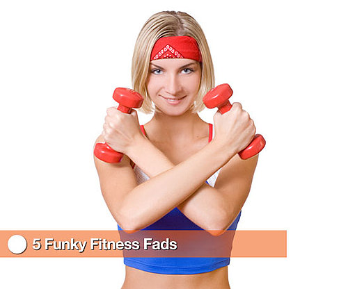 Five Funky Fitness Gadgets