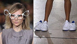 Aforest-Design Double Sunglasses and Shoes
