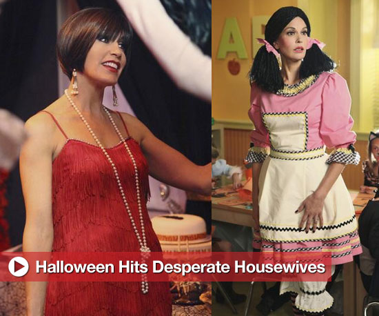 Halloween Hits Desperate Housewives!